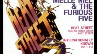 Internationally Known (vocal) - Grandmaster Flash , Melle Mel & The Furious Five