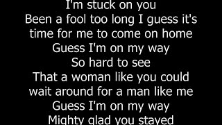 Lionel Richie - Stuck On You (with lyrics) thumbnail