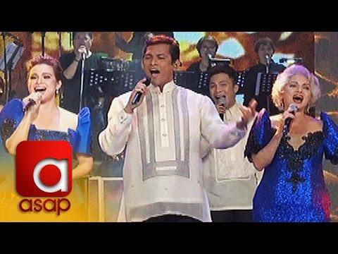 "ASAP: OPM Icons sing ""Kay Ganda ng Ating Musika"""