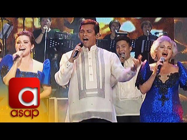 ASAP: OPM Icons sing Kay Ganda ng Ating Musika