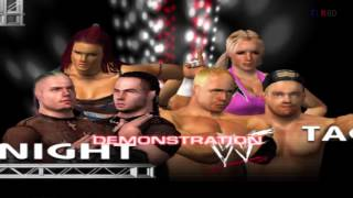 WWF-WWE RAW 2002 PC Version Full Gameplay Part 1