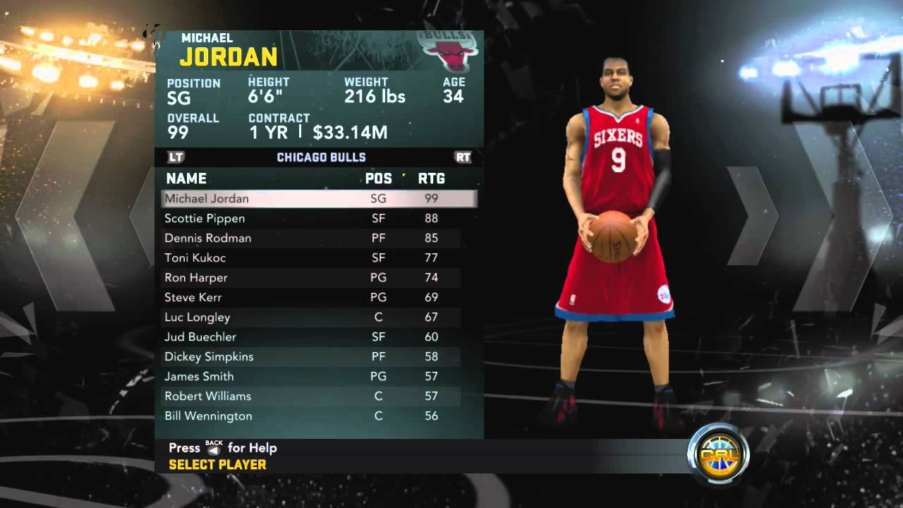 how to unlock all jordan shoes in nba 2k11 roster patch 778219