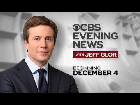 Jeff Glor CBS with q2 interview