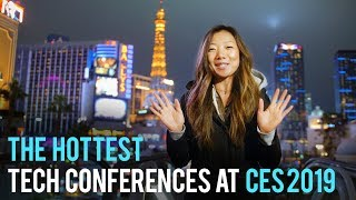 The Hottest Tech Conferences at CES 2019