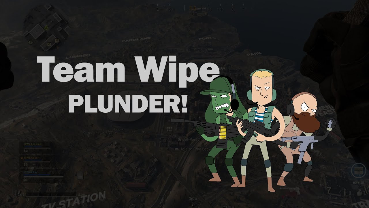 Warzone Plunder Highlights!