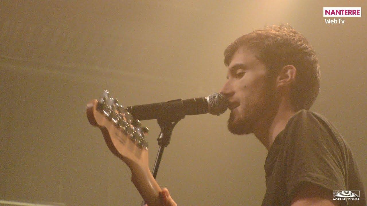 Spank en concert à Nanterre