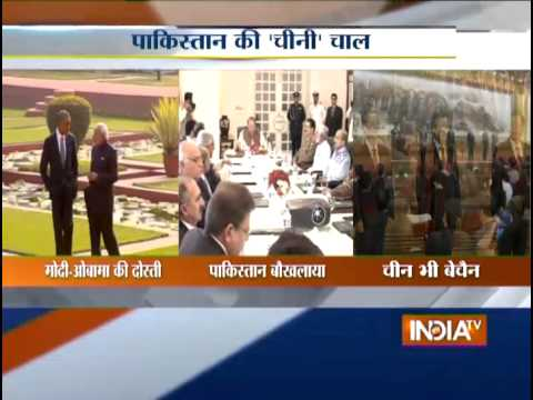 Pakistan and China Stand in India's Entry in NSG - India TV