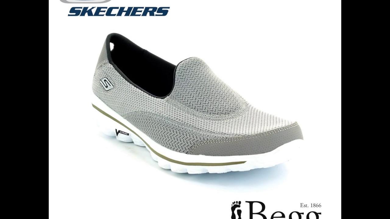 Go Walk2 13590 Skechers- Grey trainers