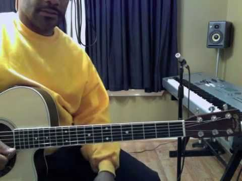 Don't Change - Musiq Soulchild (Chords on Guitar)