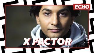 X Factor: Denis er homoseksuel, muslim og hård rapper