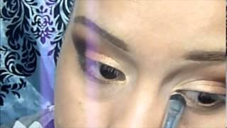 Maquillaje con sombras de Valmy Neutral Thumbnail