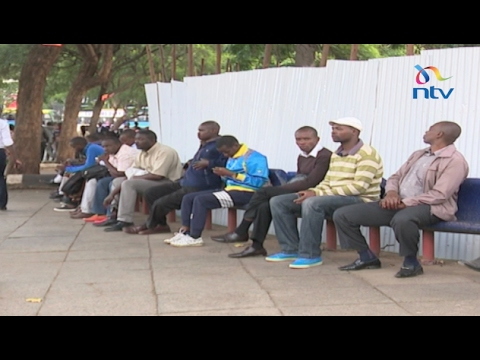 Kenyans air their views on the state of unemployment in the country
