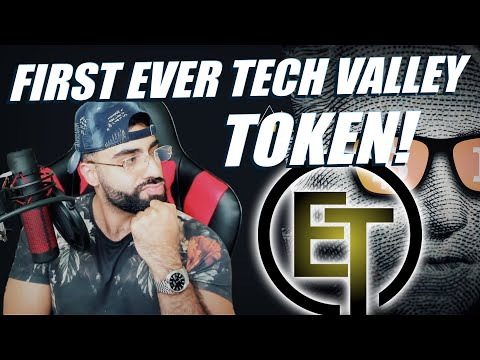 ELONTECH IS THE FIRST TECH VALLEY CRYPTO TOKEN EVER!!! | BURNING TOKENS EACH MONTH!!