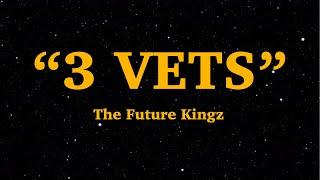 "The Future Kingz - ""3 VETS"" (Lyrics) | Walk up in dat bit' too clean, I'm froze | We Are Lyrics"