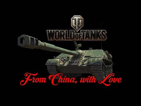 World of Tanks - From China, with Love