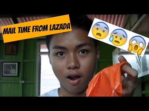 Chair/Sofa Search + Mail Time From Lazada