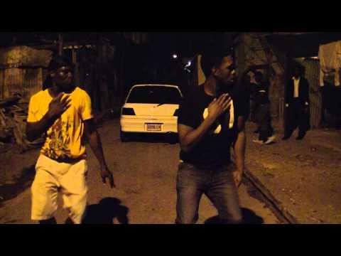Tricke Dilinga AKA Romeo with Ironman (Goofy Bros.) Inna Jamaica!!!