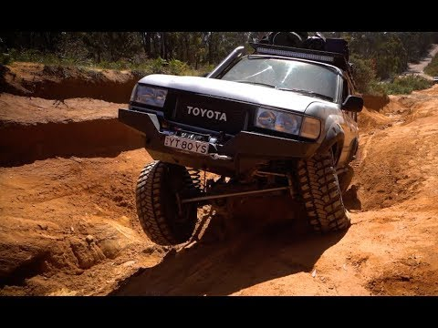 Daniel's 80 Series Landcruiser '50 Shades of Grey' – Born This Way  Offroaders Ep  14