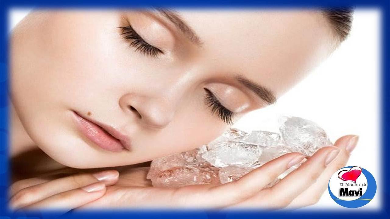 El cuidado de la piel grasa de la persona ugrevaya la eflorescencia