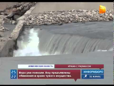 Житель Алматинской области украл ни много ни мало... мост