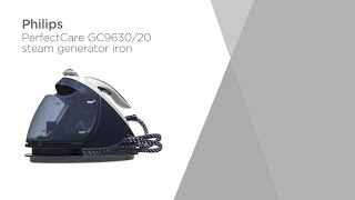 Philips GC9630/20 Steam Genera…