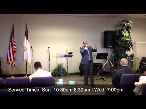Apostolic Preaching – Pastor Keith Walker – it's all in the