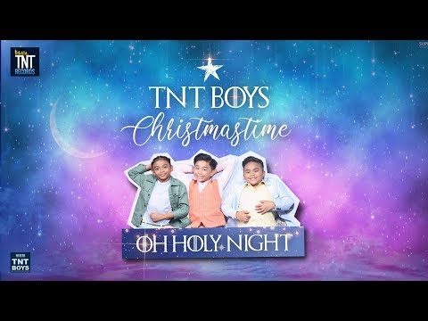 TNT Boys - Oh Holy Night (HQ Audio) ♪