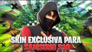 NEW *SKIN OF SAMSUNG GALAXY S10 IN FORTNITE* NEW STORE AND SKINS IN FORTNITE - WOLF D3ATH