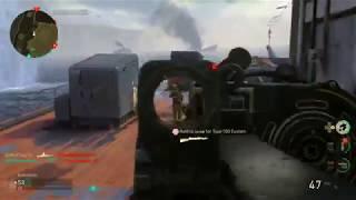 I BROKE CALL OF DUTY WORLD WAR 2...