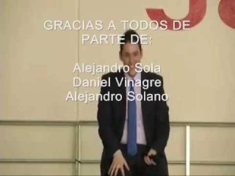 JOYFE 50ªPROMOCION IMAGINE Alejandro Sola,Daniel Vinagre,AlejandroSolano