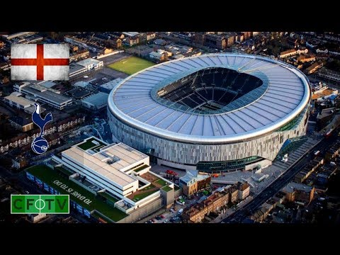 Spurs' New Stadium | Tottenham Hotspur