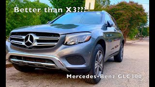 2019 Mercedes-Benz GLC300 Review and Test Drive