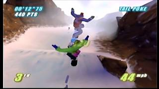 Twisted Edge Extreme Snowboarding | Part 6: Mirror Competition [N64]