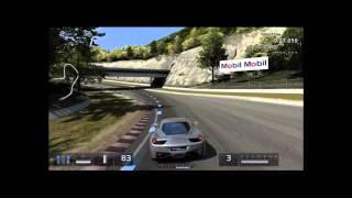 Gran Turismo 5: Test Driving the Ferrari 458 Italia