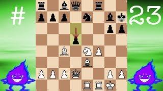 Blitz Chess Tournament #23 (3 0)