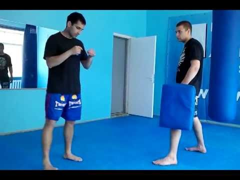 1 Класс Тайский Бокс
