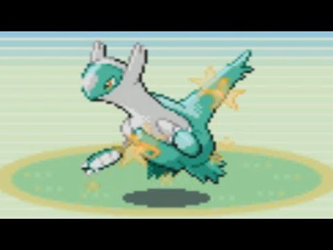 LIVE! Shiny Eon Event Latios in Sapphire after 6,819 SRs! (+XD Showcase)