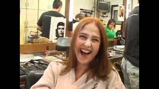Débora Lamm em Junto & Misturado - Bastidores: Histórias