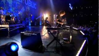 OneRepublic - Apologize ( Live Walmart Soundcheck )