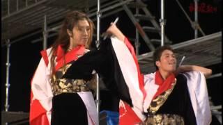 あっぱれ祭り2012 滋賀夕刊新聞社賞『戦国舞隊賞」 寿