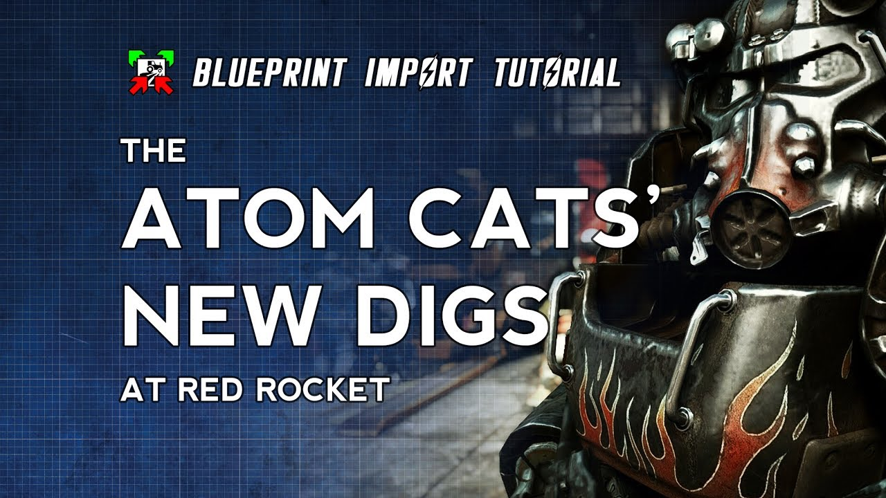 Fallout 4 settlement blueprint guide the atom cats new digs at fallout 4 settlement blueprint guide the atom cats new digs at red rocket malvernweather Images