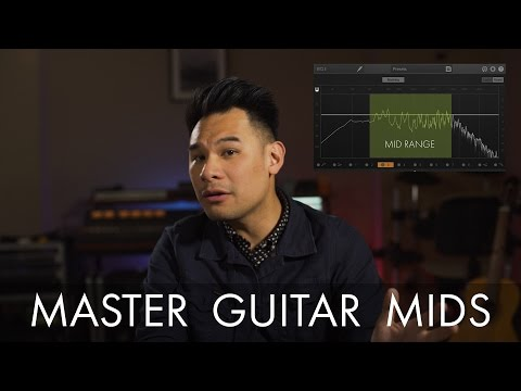 Cutting Mids Is GOOD For Guitars  | TONE LAB |