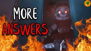 NEW FNAF GAMEPLAY DISSECTED! | FNAF VR Help Wanted