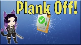 Fortnite PvE | Plank off - Leaving Plankerton onto CANNY VALLEY!