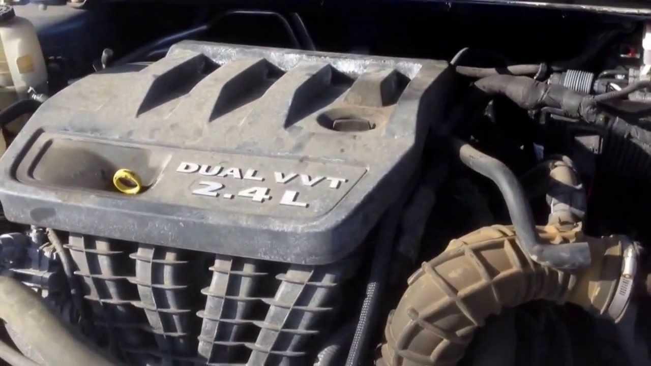 EBCY023 2011 Chrysler 200 2 4 Engine Test
