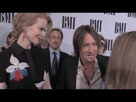 Keith Urban on Nicole Kidman