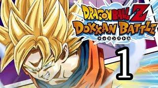 DRAGON BALL Z: DOKKAN BATTLE - Epi 1 - Beginning