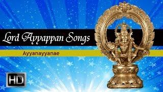 Lord Ayyappan Songs - Pamba Nadhi Sinthamani - Ayyanayyanae - Saranam Ayyappa - Unni Menon