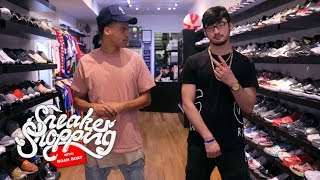 Sneaker Shopping With Complex (PARODY)