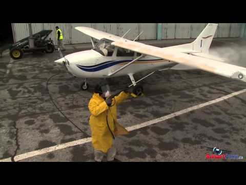 Winter Flying   Deicing Considerations